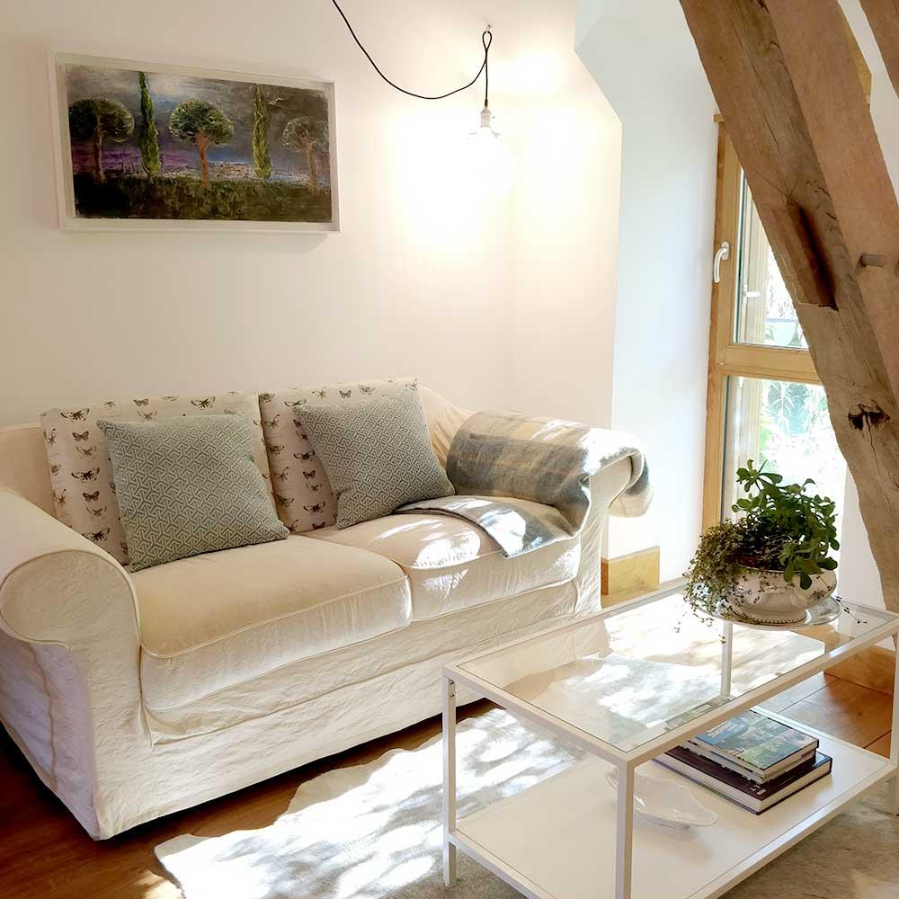 Herisson sitting room