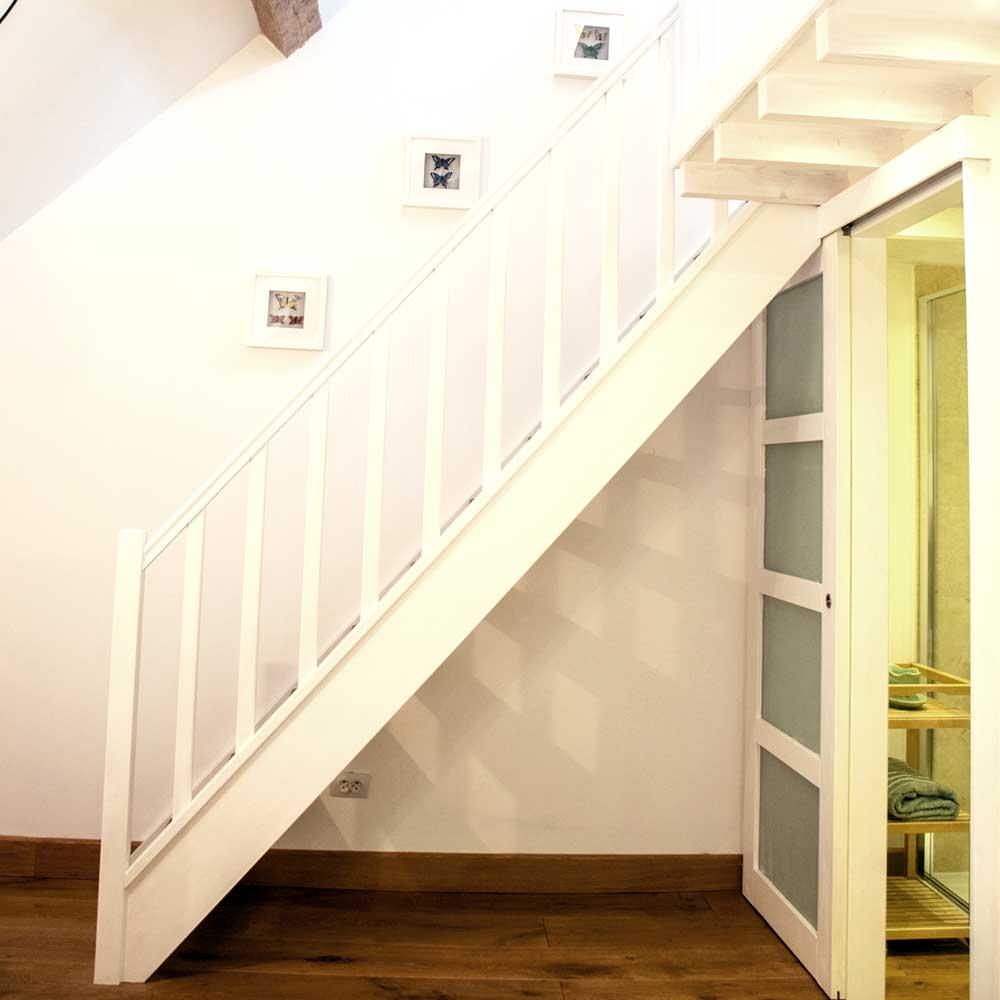 Herisson stairs