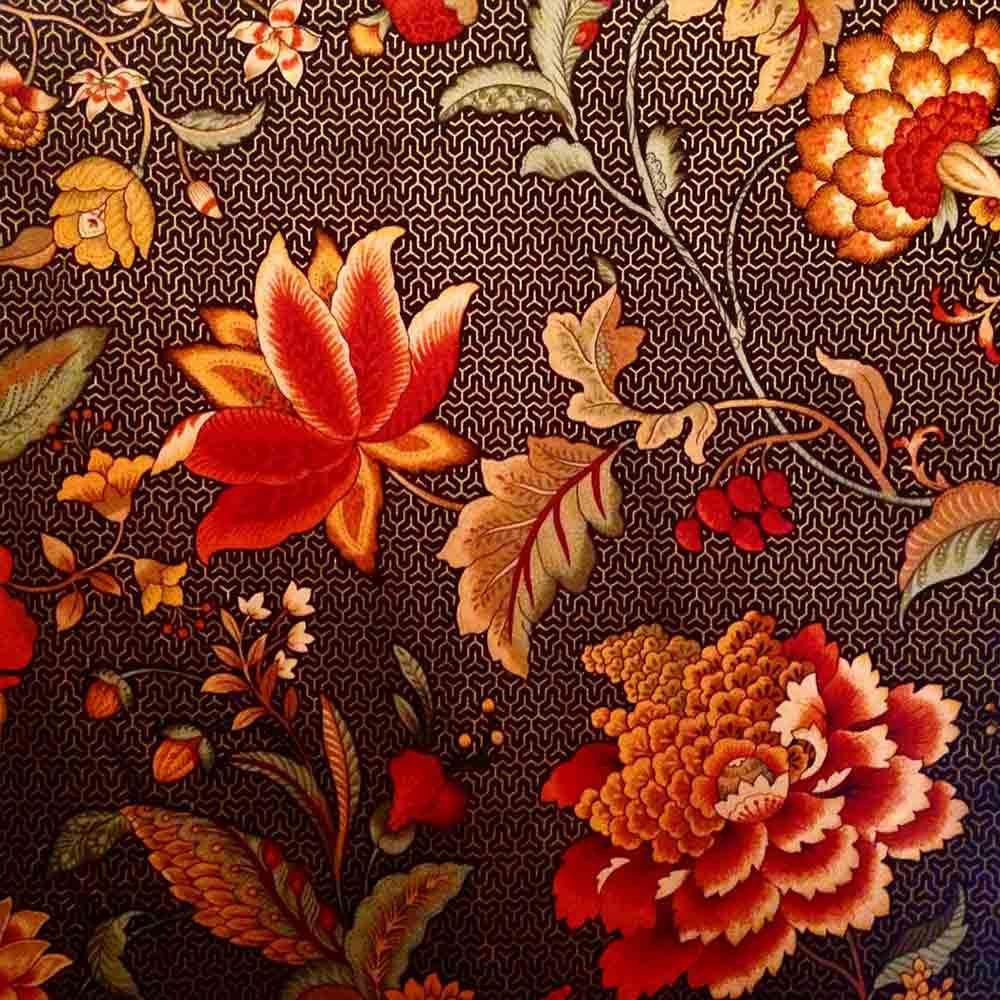 Classic fabric detail