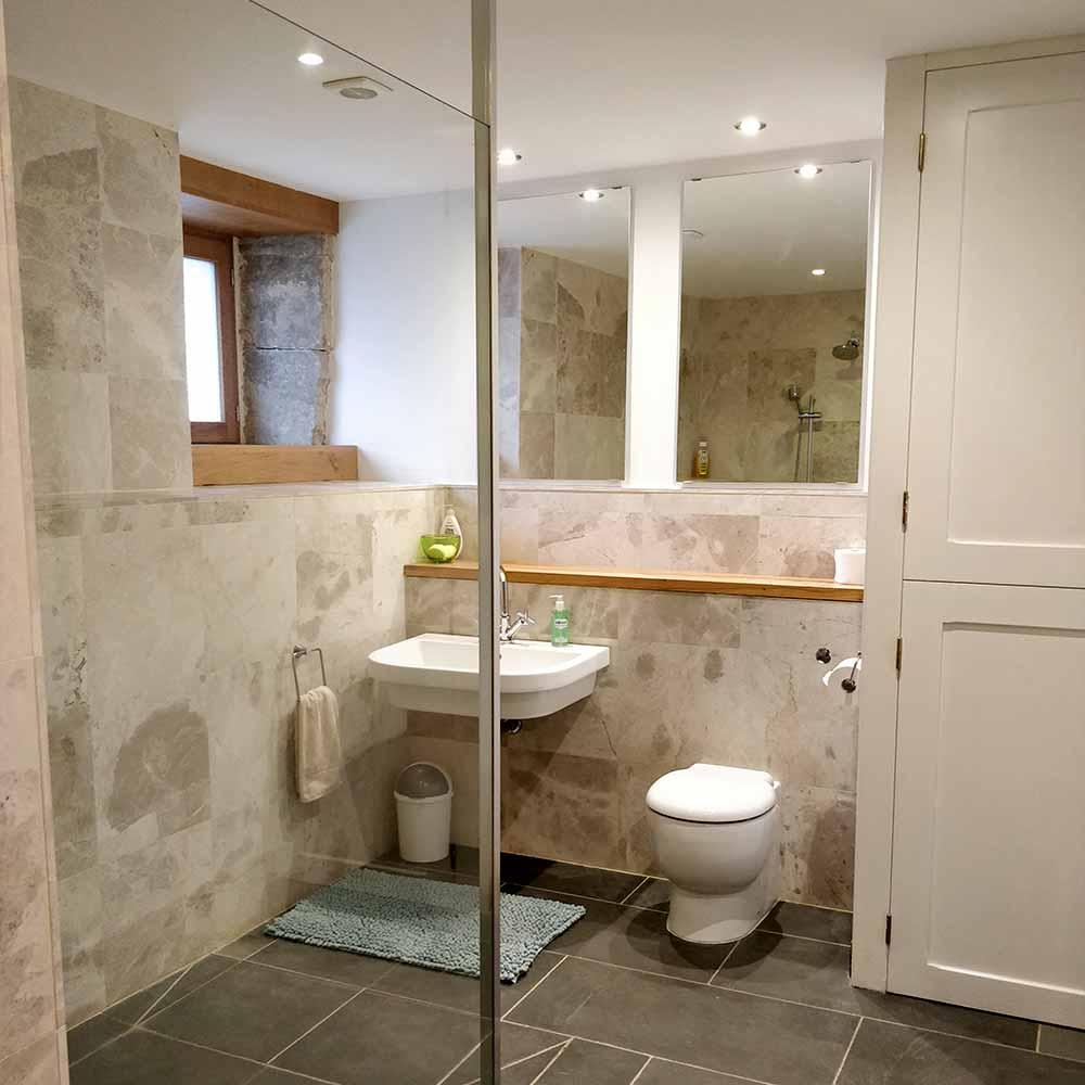Manoir Delarue - Gite - Wetroom